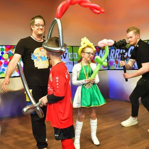 Kinderkarneval bei TV Mittelrhein