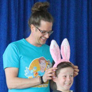 Wertschätzende Kinder-Comedy